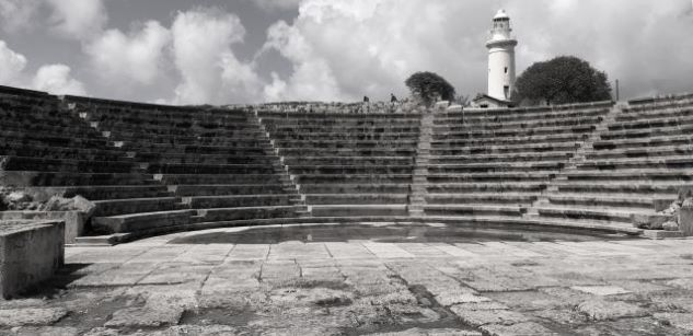 Paphos Ancient odeon 2